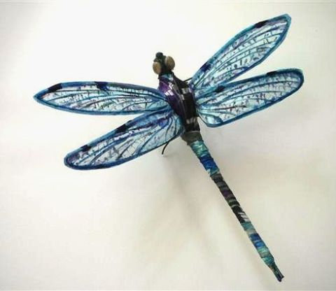 Wedding Decor: Symbolism of the Dragonfly
