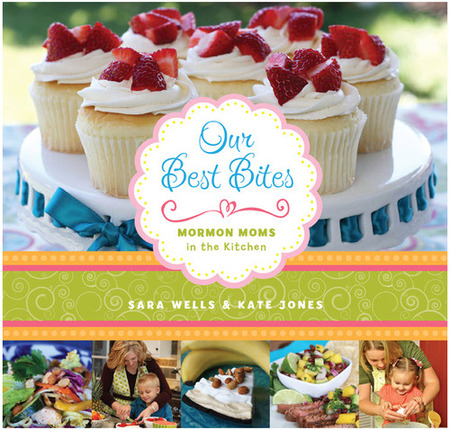 """GIVEAWAY! """"Our Best Bites Cookbook"""" signed by author Sara Wells"""