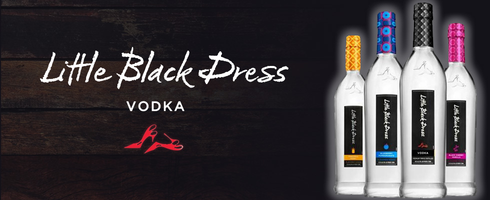 Fab Find Little Black Dress Vodkas Sharon Naylor Wedding Books