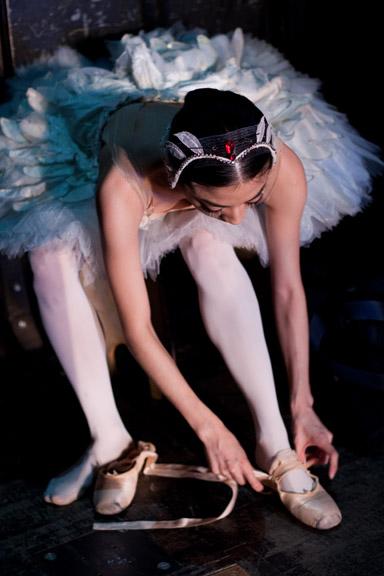 American Ballet Theatre - Reneata Pavam