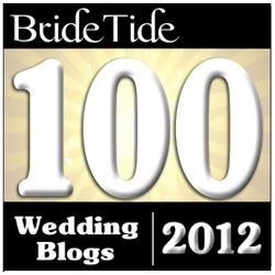 bride tide badge