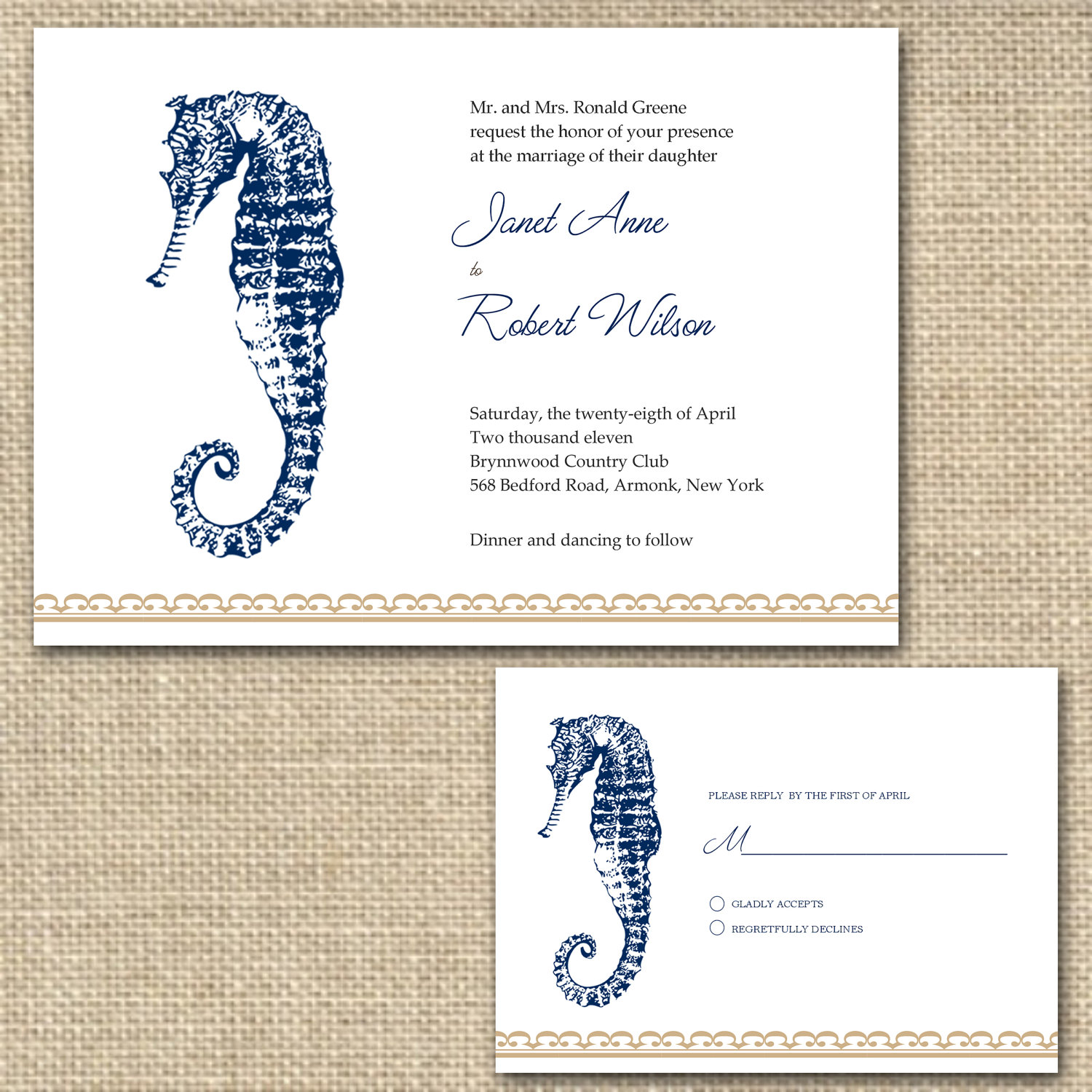 Wedding symbolism the seahorse sharon naylor wedding books etsy seahorse buycottarizona Gallery
