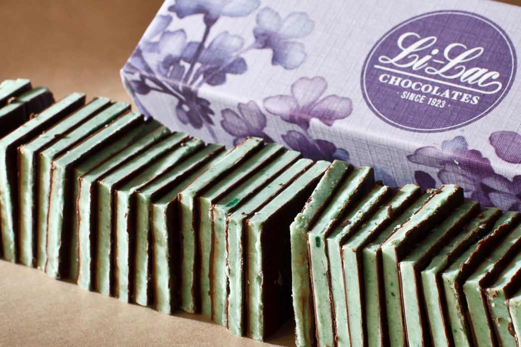 It's National Chocolate Mint Day!