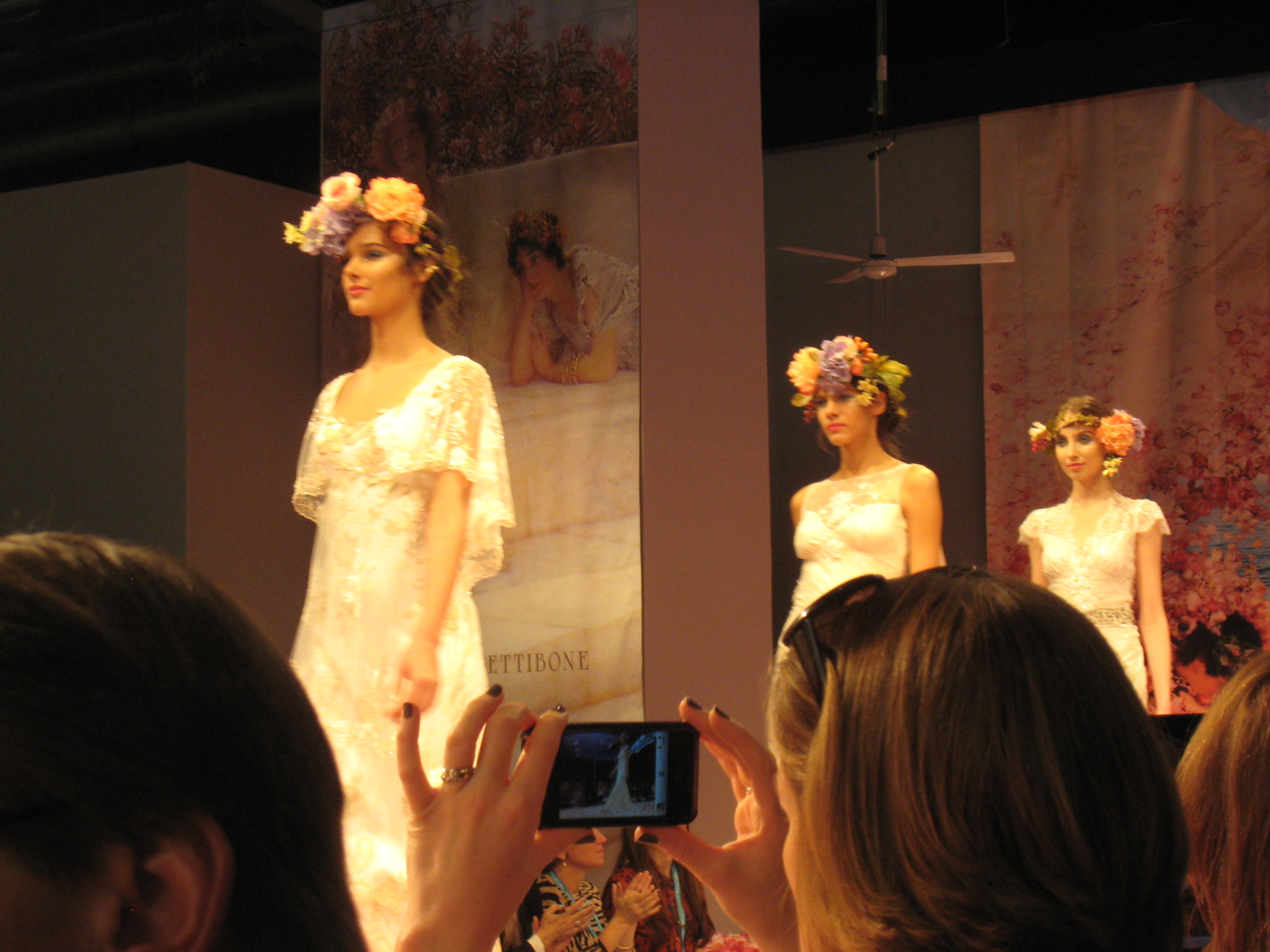 8 Things I LOVED in the Claire Pettibone Collection at Bridal Market's Wedding Gown Runway Show