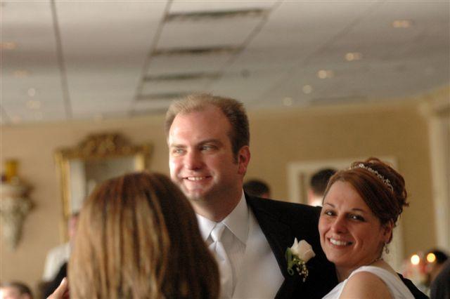 Wedding-Sharon and Joe at reception