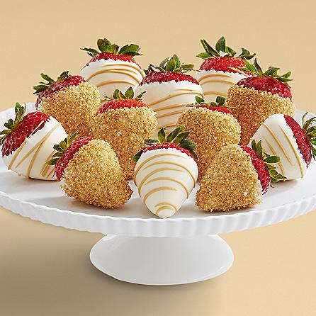 Fab Find! Shari\'s Berries Hand-Dipped Champagne Strawberries ...