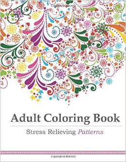 coloring books fight wedding stress