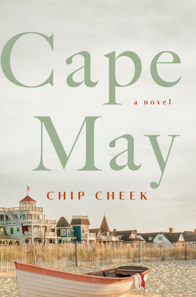 cape may novel